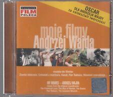 ANDRZEJ WAJDA - MOJE FILMY 2000 CD TOP RARE OOP CD BAIRD KORZYNSKI KILAR GORNY