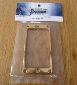 Ibanez Metal Pickup Ring in GOLD, Japanese Steve Vai JEM, RG, S, Prestige