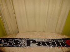 """St.Pauli Fan Schal """"Die Piraten von Hamburg"""" + """"I LOVE ST.PAULI"""" Neu"""