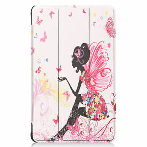 Slim Case for Samsung Galaxy Tab A 8.0 SM-T387 2018 Case Smart Cover