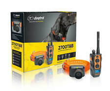 Dogtra 2700 T&B Remote Dog Training & Beeper Collar System for Hunting NEW