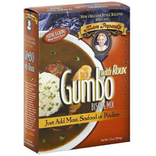 Mam Papauls Mix Gumbo with Roux, 3.5 oz