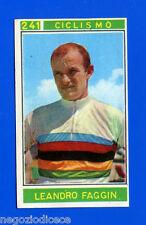 Figurina/Sticker CAMPIONI DELLO SPORT 1967/68-n. 241 - FAGGIN -CICLISMO-Rec