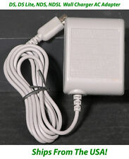 New For Nintendo USG-001 USG-002 DS, DS Lite, NDS, NDSL  Wall Charger AC Adapter