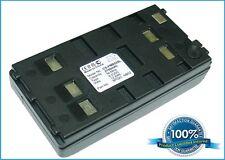 6.0V battery for Pentax R225N, R-202N, R200, R100, R-325NXM, R-100X Ni-MH NEW