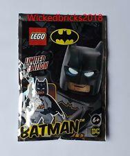 LEGO Batman Minifigure - Limited Edition Foil Bag LEGO Batman 211901