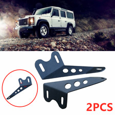 New Off-road Roof LED Light Strip Bracket Suv Car Upper Bar Mounting Bracket