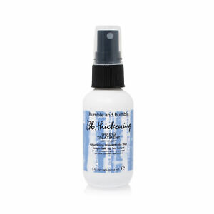 BUMBLE and BUMBLE THICKENING GO BIG TREATMENT 2 oz / 60 ml New