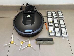 iRobot Roomba 980 Roboter Staubsauger Teppichmodus WLAN fähig OVP