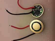 Led conductor cree xml2 u2 led t6 xml 10w 17mm 2.7-4.2 v 2a 5-mode  Driver