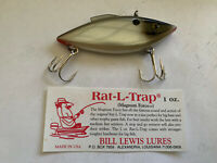Bill Lewis Rat-L-Trap 1 oz. Fishing Lures Rattletrap New Old Stock Magnum Force!