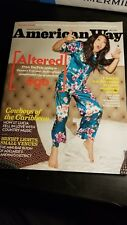 American Way July 2018 Airlines In Flight Magazine Awkwafina Barrentos Heigl