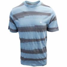 Volcom Men's Hydroblue Bellovisto Crew S/S T-Shirts (S05)