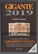 GIGANTE 2019 CATALOGO CARTAMONETA ITALIANA