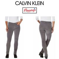 NEW Calvin Klein Jeans' Ladies Ultimate Skinny Corduroy Pant VARIETY Size&Color!