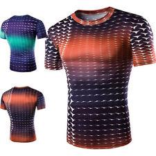 Unbranded Short Sleeve Singlepack Activewear for Men