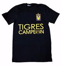 Tigres de la UANL Men's Campeon Otra Vez Apertura Champions T Shirt S-5XL
