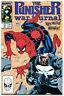 PUNISHER WAR JOURNAL #15, NM+, Jim Lee, Spider-Man, 1990, more Punisher in store