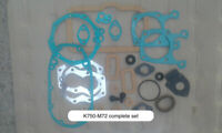 Gasket Set K750 M72 Gaskets - Seals and more- everything you need ?