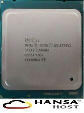 Intel Xeon E5-2670 v2 2.5GHz 10-Core