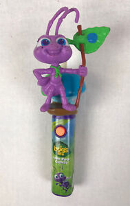 A Bugs Life Vintage Spin Pop Candy Dispenser