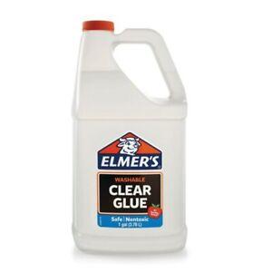 Elmer's Clear Washable Glue  - 1 Gallon