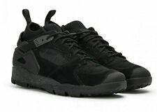 """Nike Air revaderchi Acg """"Triple Negro 'AR0479 002 Zapatillas Zapatos"""
