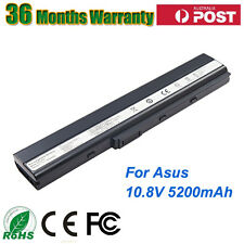 Laptop Battery for ASUS K52Dr K52DY K52F K52J A31-K52 A32-K52 A41-K52 A42-K52