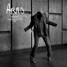 ARNO, HUMAN INCOGNITO LP VINYL + ARNO, DANCING INSIDE MY HEAD DVD (SEALED)