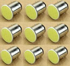 Hi-Q 10Pcs 1157 BAY15D S25 1-COB LED Car Vehicle Reverse Backup Brake Stop Light