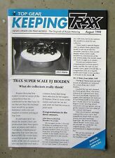 KEEPING TRAX 1998 NEWS UPDATE 1/43 diecast model FJ HOLDEN FALCON GT CHARGER R/T