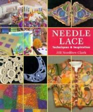 Needle Lace: Techniques & Inspirations-ExLibrary