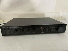 Kenwood Basic C1 Stereo Control Amplifier