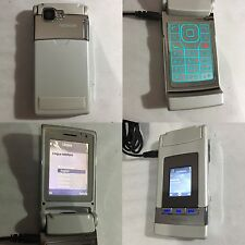 CELLULARE NOKIA N76 GSM FOTOCAMERA PIEGHEVOLE BIANCO UNLOCKED SIM FREE DEBLOQUE