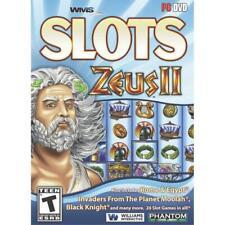WMS Slots: Zeus II (PC, 2012) NEW
