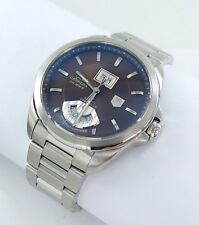 Tag HEUER GRAND CARRERA CALIBRE 8rs GRAND DATE GMT AUTOMATICO wav5111