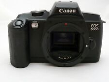 CAMARA REFLEX ANALOGICA CANON EOS 5000 (REF-39)