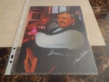 "James Doohan as ""Scotty"" Star Trek Generations 8""X10"" Genuine Autographed Photo"