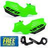 UFO Vulcan Motocross & Enduro Handguards - Fluo Green