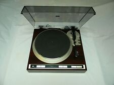 DENON DP-37F Micro Processor Controlled Fully Automatic Turntable in great shape