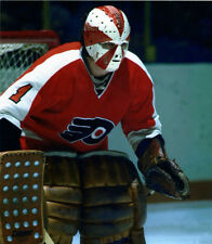 DOUG FAVELL FLYERS VINTAGE GOALIE MASK NHL 8X10 PHOTO