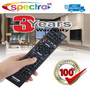 Genuine Original Sony Bravia TV Display Voice Remote Control for ALL MODELS