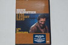 Bruce Springsteen-Live en barcelona - 2xdvd