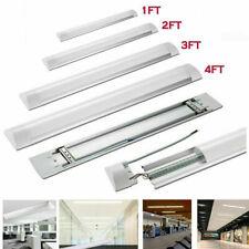LED Ceiling Tube Light Bar Linear Batten Lamp Lighting Home Shop Fixtures Garage