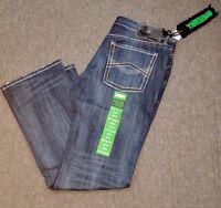 ROCK & ROLL COWBOY Men's Pistol Straight Leg Jeans M1P4430 NWT