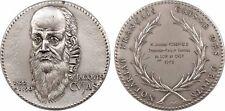 Médailles françaises du XXe siècle en argent