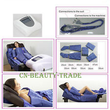 Portable Air Presso EMS Infrared lymphatic Drainage Slimming OEM System With Mat