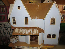 Victorian Dollhouse - The Pierce  Unfinished