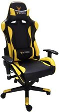 BattleBull Combat Gaming Chair Black/Yellow[BB-620961]