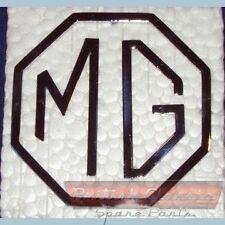 Skelaton Boot Badge - MG MGA, MGB, MGC & GT's 1955 - 1972